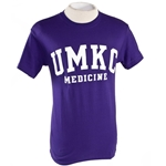UMKC Medicine Purple T-Shirt