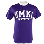UMKC Dentistry Purple T-Shirt