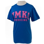 UMKC Blue and Pink Medicine T-Shirt