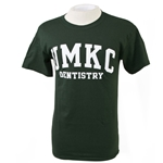 UMKC Forest Green Dentistry Tee