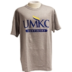 UMKC Dentistry Grey T-Shirt