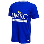 UMKC Dentistry Royal Blue T-shirt