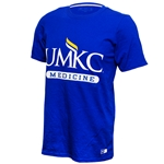 UMKC Medicine Royal Blue T-Shirt