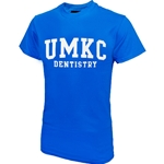 UMKC Dentistry Blue T-Shirt