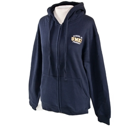 UMKC School of Pharmacy Full Zip Hoodie