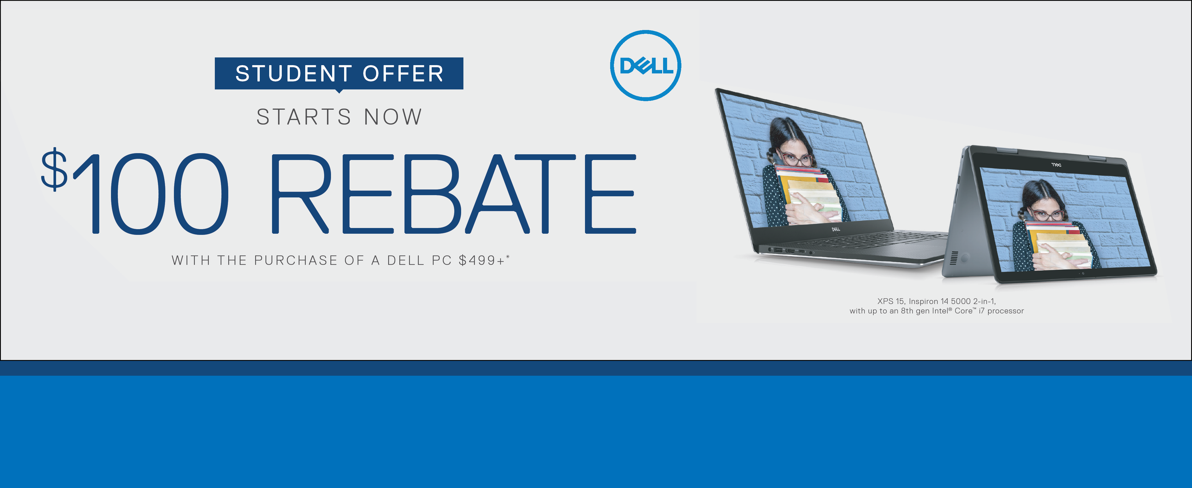 Dell Student Offer