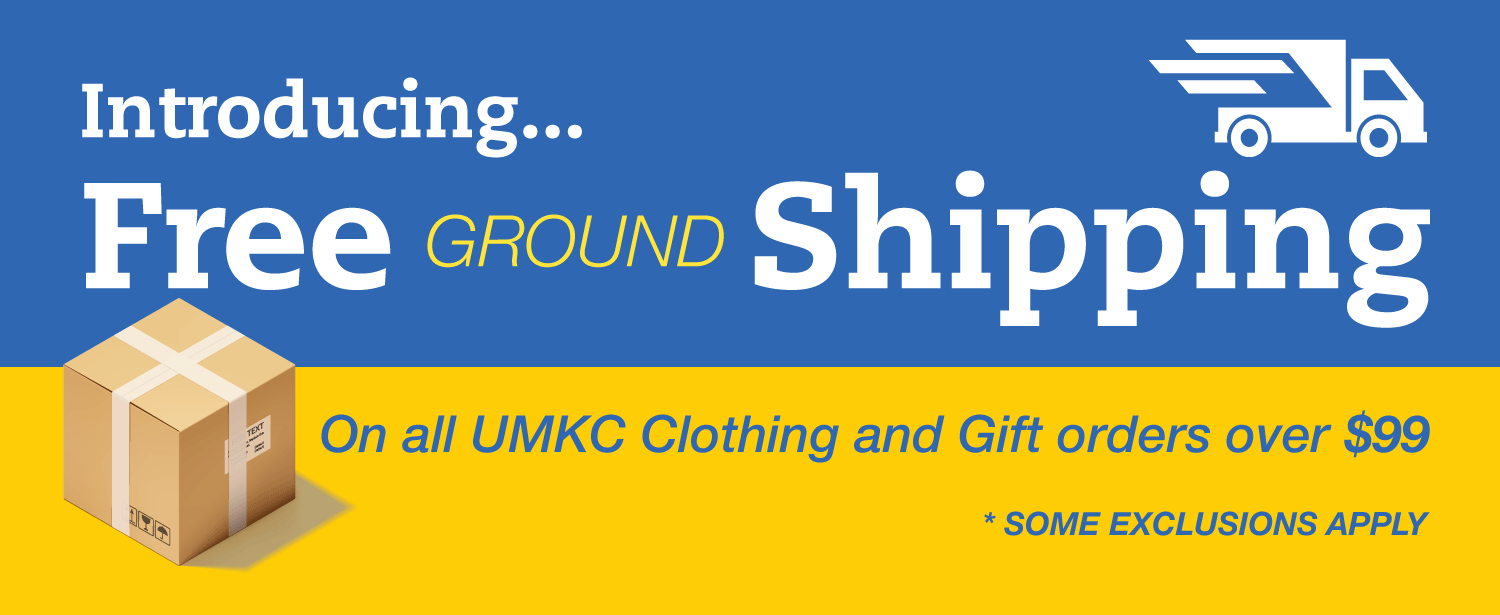 free ground shipping on imprinted clothing and gift orders over $99