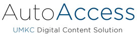autoAccess - UMKC Digital Content Solution