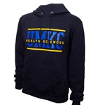 UMKC  Champion Health Sciences  Navy Blue Hoodie
