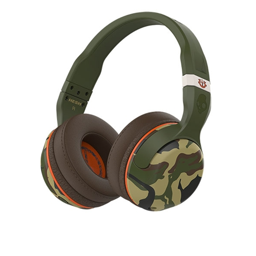 Skullcandy Camo Bluetooth Hesh 2 Wireless On Ear Headphones