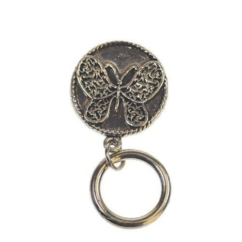 Butterfly ID Badge Holder