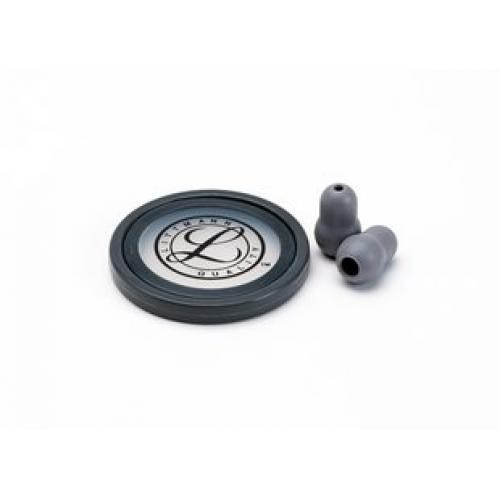 Grey Master Cardiology Stethoscope Spare Parts Kit