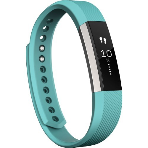 Fitbit Alta Activity Tracker, Teal Large