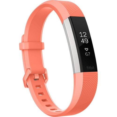 Fitbit Alta HR Activity Tracker - Small, Coral