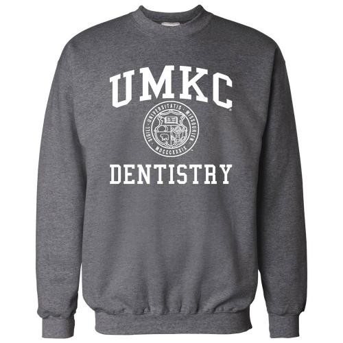 UMKC Dentistry Charcoal Sweatshirt