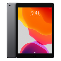 "10.2"" iPad 7th Generation 128 GB Wi-Fi"